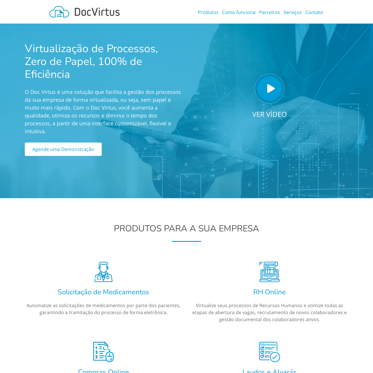 Doc Virtus _ Processos Virtualizados